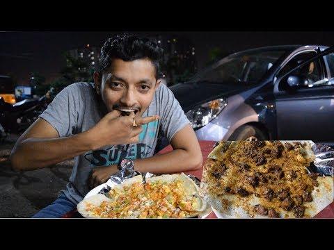 MidNight Street food || Pizza Dosa || Chicken 65 Dosa || Kukatpally || Hyderabad