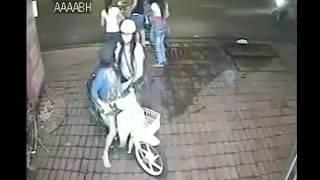 clip trộm xe máy Air Blade bị bắt ,sitrius thành công,chống trộm xe máy,