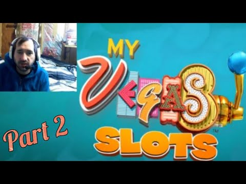 MYVEGAS SLOTS Vegas Casino Slot Machine Games P2 Mobile Game Android Ios Gameplay Youtube YT Video