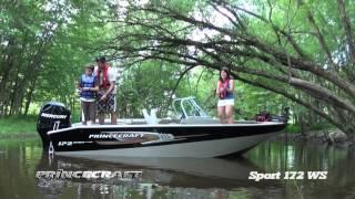 Video Princecraft - Sport 172 WS 2013 (Bateau de pêche / Fishing boat) download MP3, 3GP, MP4, WEBM, AVI, FLV April 2018