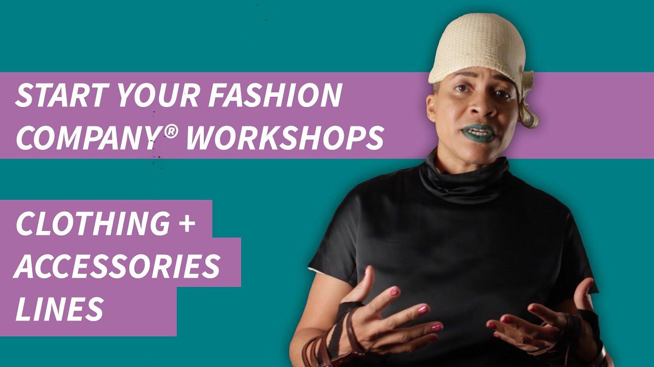How to Start a Fashion Company