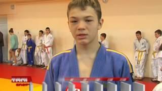 В Днепропетровске прошел 4 тур Детской Лиги юных дзюдоистов
