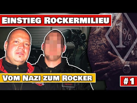 Rocker Milieu - Vom Nazi zum Rocker | Hells Angels rufen an Teil 1