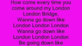 Fergie - London Bridge (Oh Snap)