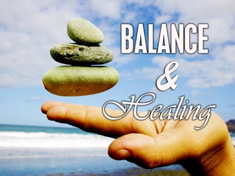 Powerful Pure Positive Energy - Balance & Healing - Raise Vibration Meditation Music