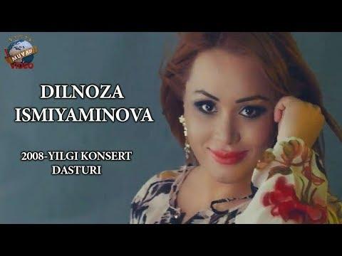 Dilnoza Ismiyaminova - 2008 yilgi konsert dasturi