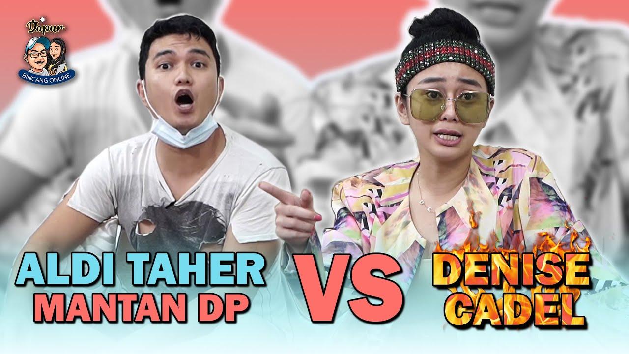 DENISE CHARIESTA VS Mantannya DEWI PERSIK (ALDI TAHER)!! Jadi Lu Dukung Siapa ?