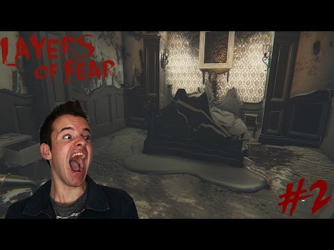 IT'S MELTING | Layers of Fear - Part 2