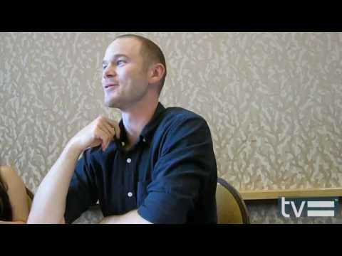 Warehouse 13 Season 5: Aaron Ashmore Interview
