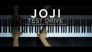 Joji - Test Drive | The Theorist Piano Cover thumbnail
