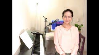 今週のピアノ弾き語りカバー   「ゴンドラの唄」 大好きな名曲を歌って...