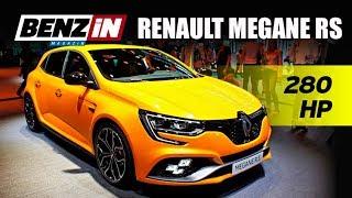 Yeni Renault Megane RS - Frankfurt Fuarı 2017