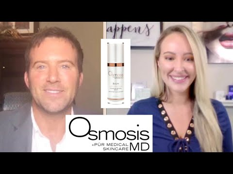 ANTI- AGING With Dr. Ben Johnson Osmosis Skincare | Get YOUNGER Skin, ALCOHOL DENAT + NEW PRODUCTS