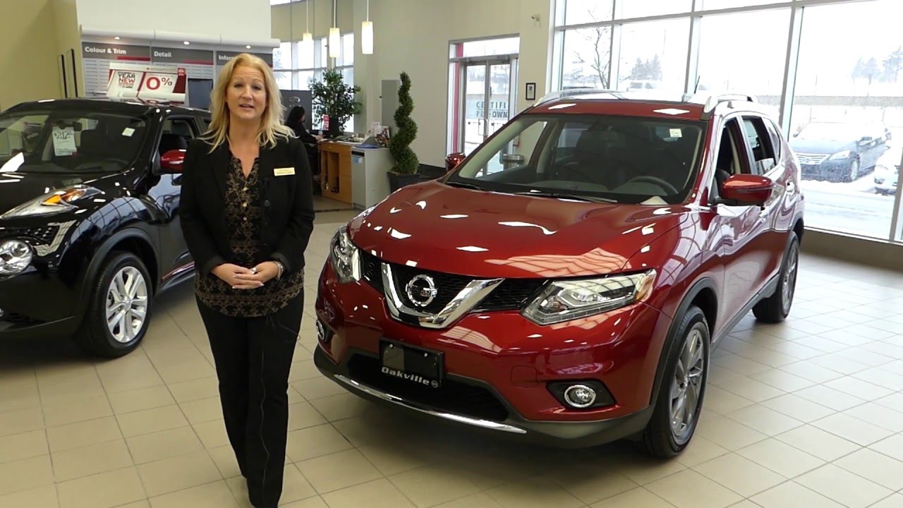 2016 nissan rogue sl premium review youtube. Black Bedroom Furniture Sets. Home Design Ideas