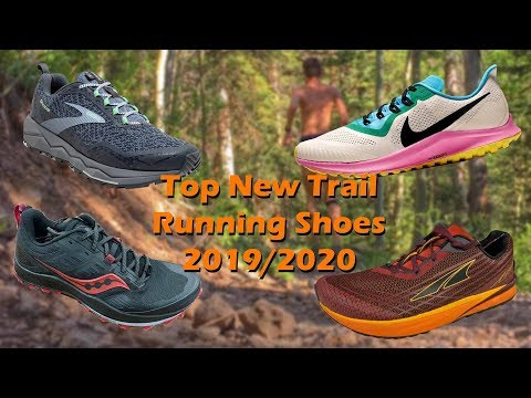 top-new-trail-running-shoes-2019/2020-||-the-running-report
