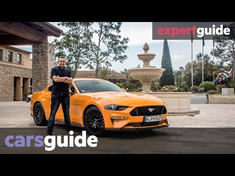 Ford Mustang 2018 review: GT and EcoBoost