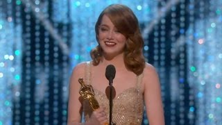 Emma Stone's Oscar  2017