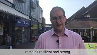Mid Sussex District Council Leader Cllr Jonathan Ash-Edwards has been out and about with his Cabi...