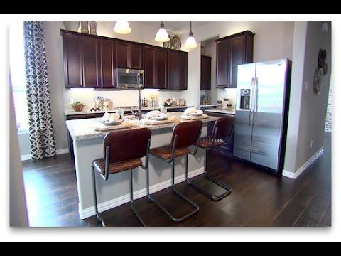 M I Homes At Creekwood In Saginaw Tx Youtube