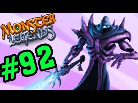 Monster Legends - RA'ZUL Legendary Chém Phát Chết Luôn - Thế Giới Quái Vật #92