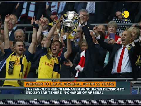 WION Your Story: Wenger to leave Arsenal after 22 years