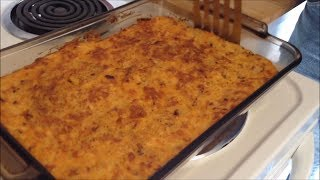 How To Make Hash Brown Casserole