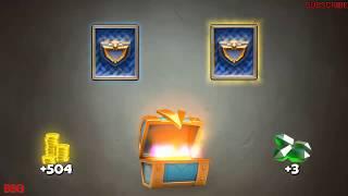 Castle Crush - Strategy Card Game | Part # 9 | Castle 5 | Level 7 - BSG