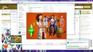 How to download the sims 3 + university life addon FREE!