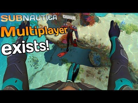 Subnautica Multiplayer - It exists! (Subnautica Nitrox)