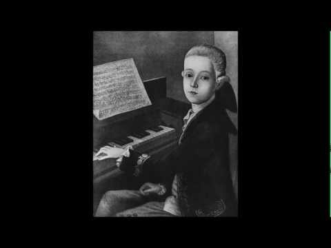 Mozart - Symphony No. 1 in E flat, K. 16 [complete]