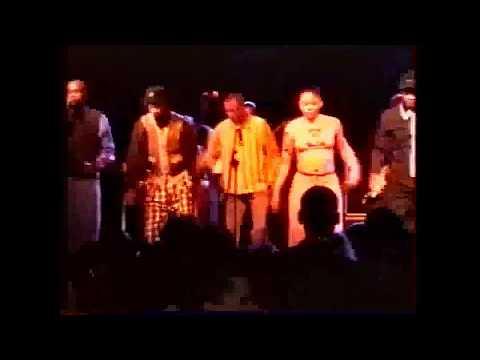 Koffi olomide - live a montpellier 1997 - part 1
