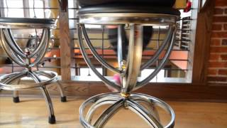 Bike Furniture Design - King Barstool