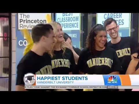 "NBC ""TODAY"": The Princeton Review reveals The Best 382 Colleges 2018 Edition"