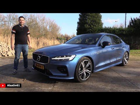 Yeni Volvo S60 R Design Test Sürüşü | Test Ve Inceleme | TR'de Ilk Kez