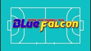 日本ハンドボールリーグ 豊田合成 vs トヨタ紡織九州(2018年2月10日 稲沢ホーム大会)