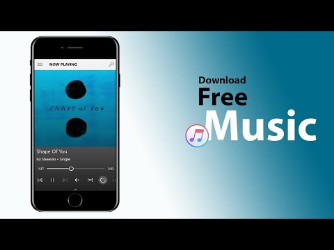 How to Download Music on iPhone 5s/6/6s/7/7 Plus For FREE