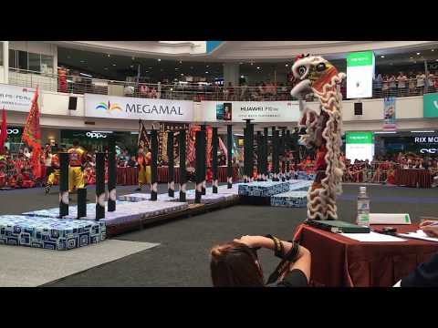 8th Penang International Lion Dance Competition - China Bei Ling Tang