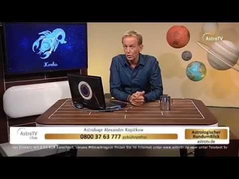 Alexander Kopitkow bei AstroTV