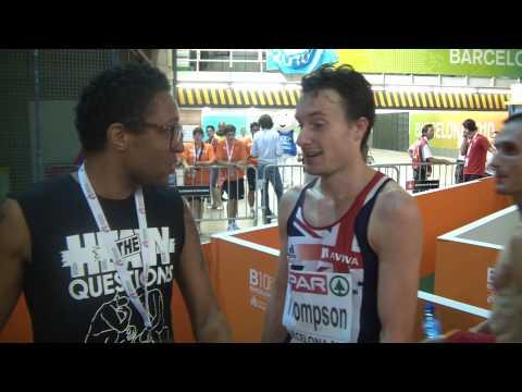 Chris Thompson - Exclusive interview with SPIKES
