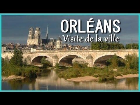 Bienvenue à Orléans !