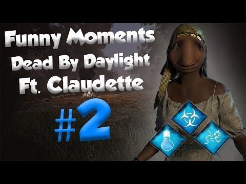 I made a dead by daylight compilation video and i would be so happy