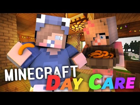 Minecraft Daycare - HUNGRY HUBERT! (Minecraft Roleplay) #8
