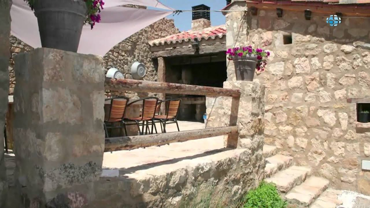 Casas rurales sig enza guadalajara casas rurales natur youtube - Casa rural en rupit i pruit ...