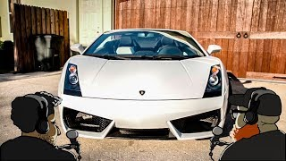 How To Get A Broken Lamborghini Running Without Going Broke - Wrench Every Day Podcast #40