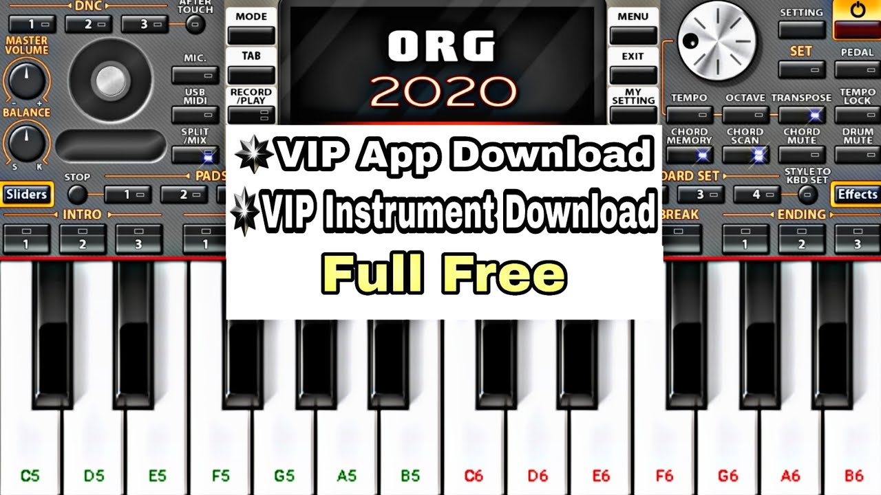 How To Get Org 2020 Vip Version Tutorial Vip Org 2020 Youtube