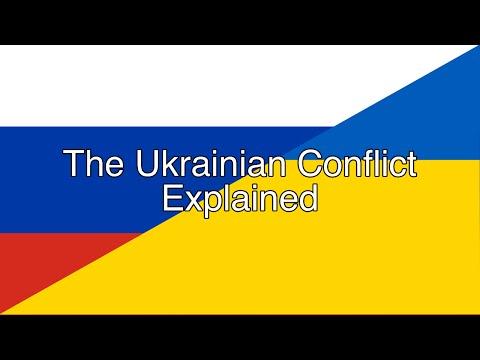 The Ukrainian Conflict Explained