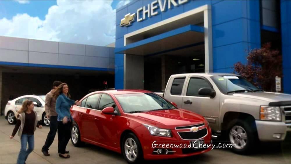 Greenwood Chevrolet Trust Driven