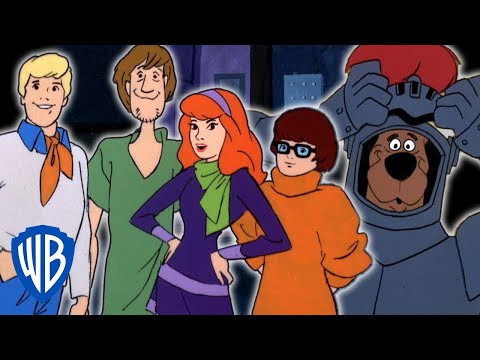 ScooDoo!  Unmasking Classic Villains Compilation  WB Kids