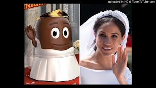 "Candy Company Pulls Pic of Meghan Markle as a ""Chocolate-Covered Marshmallow;"" Spokesman S"