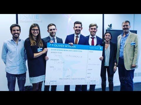 Iberia Case Competition 2017